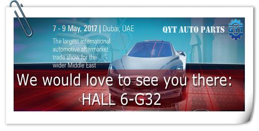 qyt أوتوميكانيكا دبي 2017