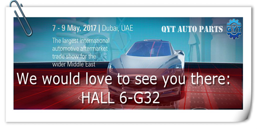 QYT Automechanika Dubai 2017