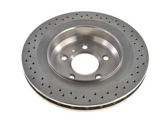 55115 Brake Rotors